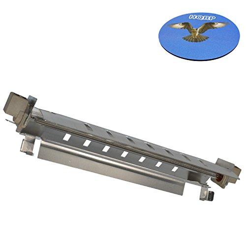- HQRP Defrost Heater for Hotpoint WR51X10055 914088 AP3183311 WR51X10030 HSH25GFBBBB HSH25GFBBSA HSM25GFBBSA HSM25GFTNSA HSS25ATHHCWW HSS25GFPMWW HSS25GFTGBB HSS25GFTNCC Refrigerator + HQRP Coaster