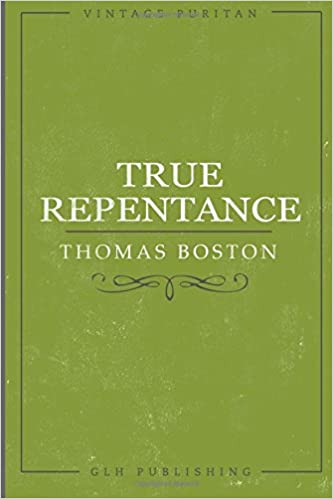 Book True Repentance (Vintage Puritan)