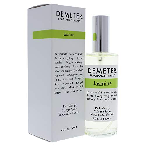 - Demeter Jasmine By Demeter Cologne Spray, 4-Ounce