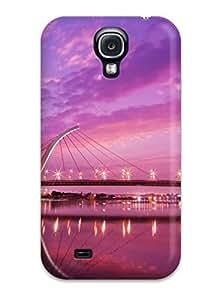 Durable Dazhi Bridge Taipei Back Case/cover For Galaxy S4