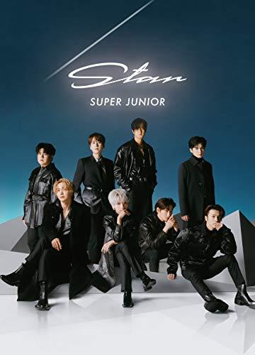 [2021년 1월 27일 발매 예정] 슈퍼주니어 - Star(CD3매 셋트 / 첫 생산 한정반 / 비주얼 씨트 부착)