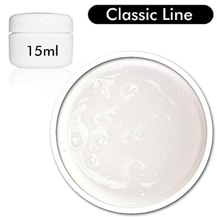Gel Uv/LED premium 15ml color Transparente, Clear - Blucc Style. Haz clic para obtener una vista ampliada