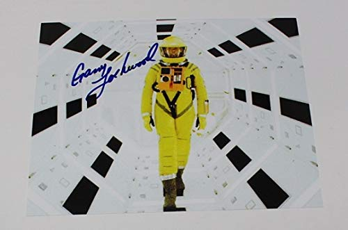 2001: A Space Odyssey Gary Lockwood Signed Autographed 8x10 Glossy Photo Loa