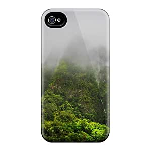 Anti-scratch And Shatterproofphone Cases For Iphone 4/4s/ High Quality Tpu Cases