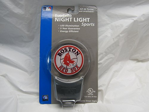 Boston Red Sox LED Nightlight
