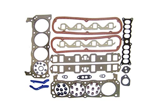 Cougar Head Cylinder Mercury (DNJ HGS4104 Graphite Head Gasket Set for 1986-1990 / Ford, Lincoln, Mercury/Capri, Colony Park, Continental, Cougar, Country Squire, Grand Marquis, LTD-Crown Victoria, Mark VII, Mustang, Thunderbird)