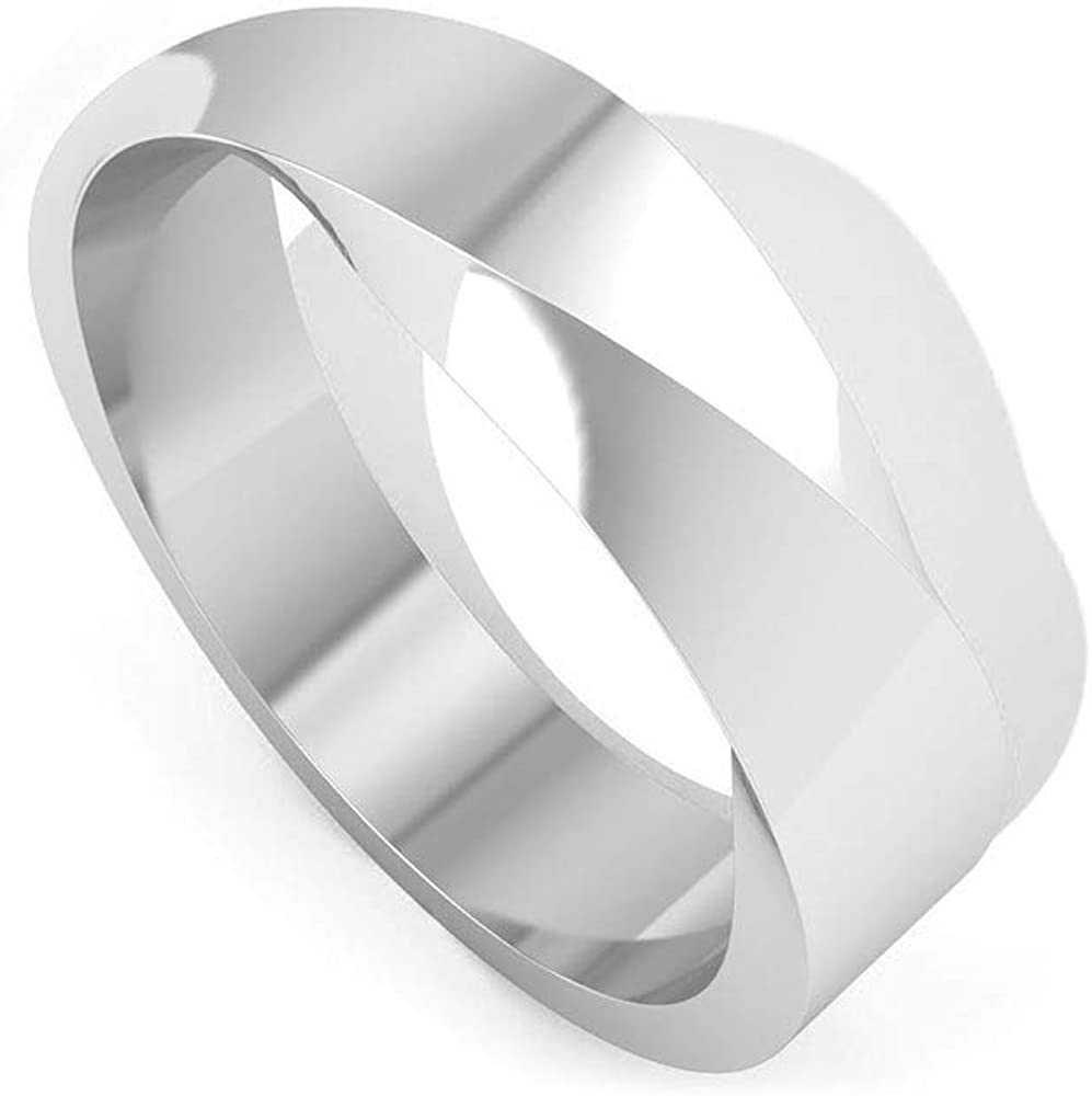 Anillo de compromiso de oro sólido para hombre, anillo de boda, unisex, con textura ancha, anillo de aniversario para hombre, regalo de San Valentín para él