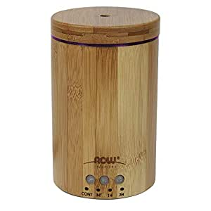 Amazon.com: Now Essential Oils, Ultrasonic Real Bamboo