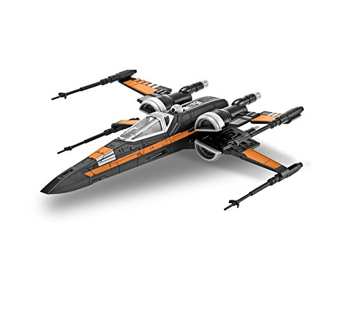 Revell Poe's X-Wing Fighter Building Kit (Star Wars Model Kits compare prices)