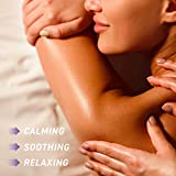 Sensual Massage Oil with Relaxing Lavender Almond