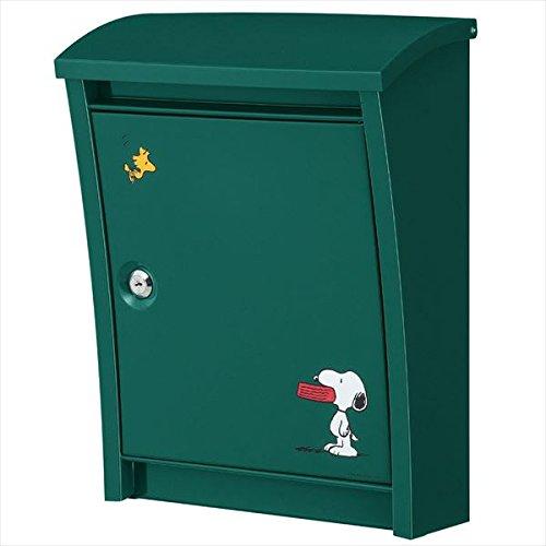 丸三タカギ ピーナッツコレクション スヌーピー スタイリッシュポスト SPEE-5903-A-ナシ B01CYH6A3C 13800