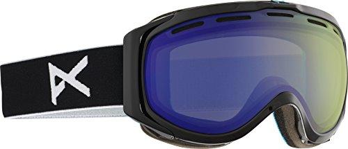 Anon Hawkeye Goggles Black/Blue Lagoon Lens Mens -  10765101004