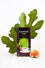 Kaffee de Higo, Infusión de Higo Orgánico, 5 cajas con 20 sobres de 3 g c/u