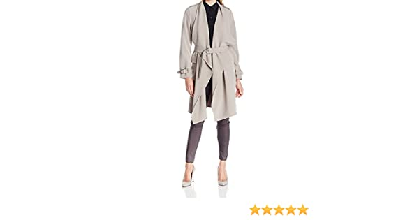 Cromoncent Men Jacket Casual Solid Color Overcoat Hooded Warm Trench Coat