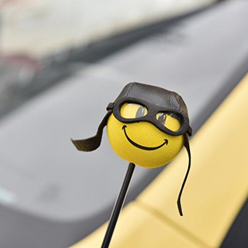 JiaUfmi Automobile Car Antenna Topper Eva Decorative Topper Balls, Pilot