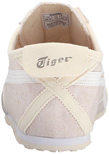 Onitsuka Tiger Mexico 66 Slip-on Klassiska Löpning Gymnastiksko Benvit / Vit