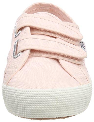 Superga 2750 Cotbumpvel, Zapatillas Unisex Niños rosa (rose)