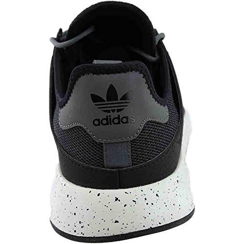 adidas Originals Mens X_PLR Running Shoe Sneaker Grey/Black, 3.5 M US by adidas Originals (Image #2)