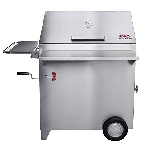 Hasty-Bake 132 Legacy Stainless Steel Charcoal Grill