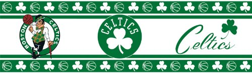 NBA Boston Celtics Wall (Nfl Wall Border)