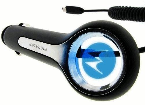 Carregador Veicular Micro USB para Motorola