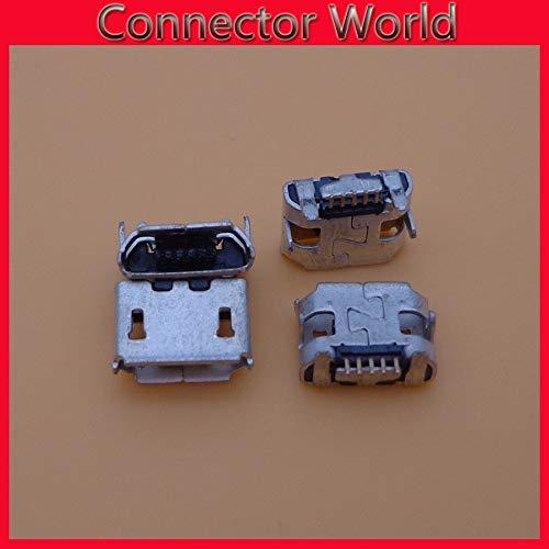 Gimax 100PCS/LOT for HTC G11 S710e for BlackBerry 8520 8530 8550 9700 9780 9300 9860 USB jack,charging port,USB plug socket connector