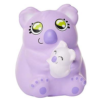 Squishy Jumbo Toy, Squish-Dee-Lish Squishies - Slow Rising Koala W/Baby,  Soft Kids Squishy Toys: Toys & Games