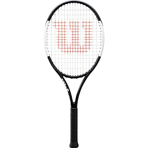 Wilson Junior Pro Staff 26 Tuxedo Edition Midplus 16x18 Tennis Racquet (4