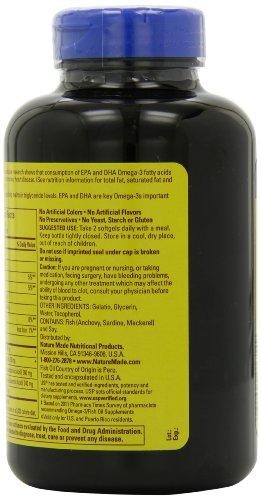 031604017149 - Nature Made Fish Oil Omega-3 1200mg, (180 Liquid Soft Gels) carousel main 6