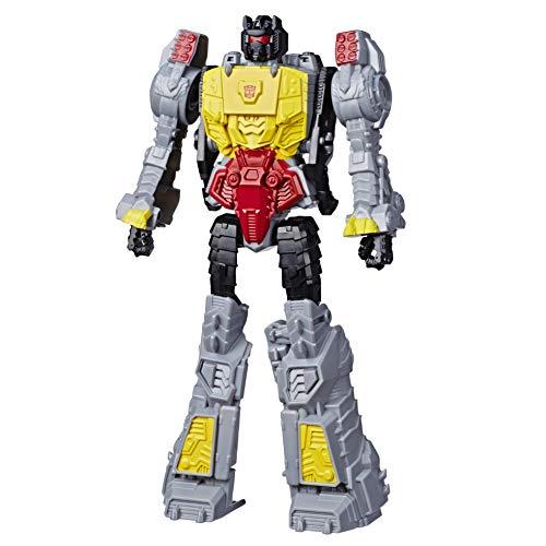 Figura Transformers Authentics Titan Changer Grimlock - E7422 - Hasbro