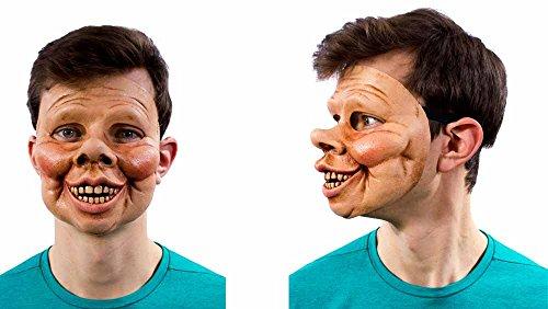 Zagone Studios Lady Die Female or Alfie Male Character Mask w/Elastic Strap by Zagone Studios (Image #1)