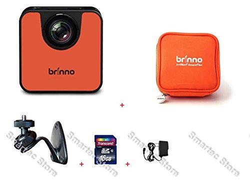 Brinno WIFI HDR Time Lapse Camera TLC120 + ATP100 + AWM100 + 16GB + PS