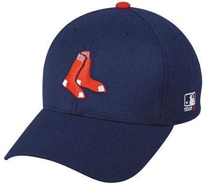 ec7fef5203888 Boston Red Sox  quot calcetines logotipo quot  MLB adulto Gorra oficial de  Major League Baseball
