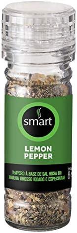 Lemon Pepper com Moedor Smart 84g