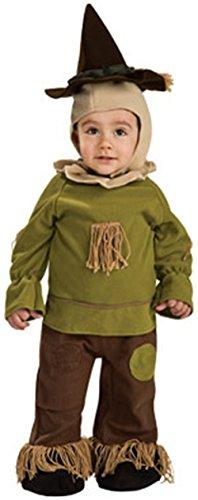 [Wizard Of Oz Scarecrow Costume Size: Newborn] (Male Scarecrow Costume)