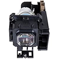 NEC VT85LP replacement projector lamp bulb with housing - high quality replacement lamp
