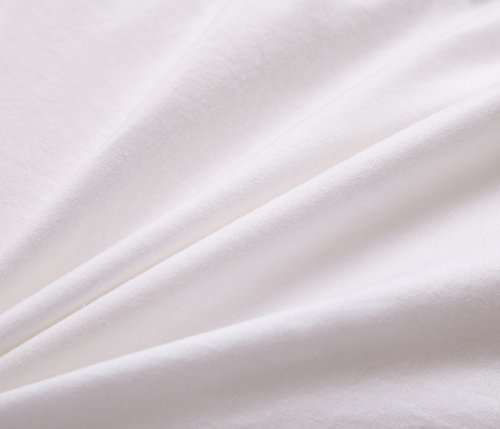 Topsleepy 50% Goose Down and 50% Feather Filling Queen (88-by-88-Inch) Bedding Comforter, White by Topsleepy (Image #4)