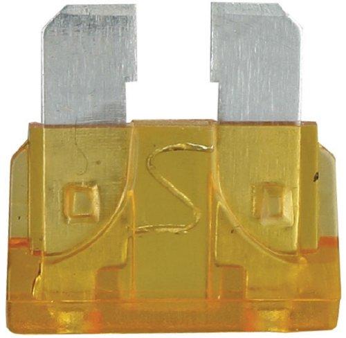 Install Bay ATC20-25 - 20 Amp ATC Fuse (25 Pack)