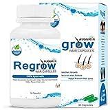 Auggmin Regrow Hair Natural Regrowth Capsules for Men and Women