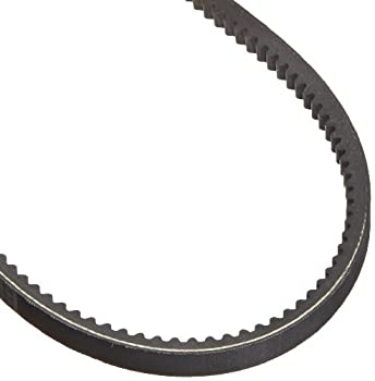 Challenge AX36 Cogged V-Belt (AX), 13mm Top Width, 970mm Outside Length