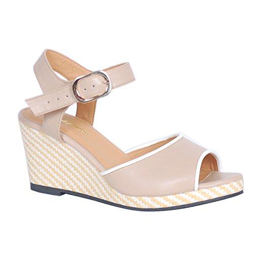 Sandales Noir Chaussures Sport forme Women`s D'été Sandales Mode Chaussures Dame De Plate Coincent dSU87xqw