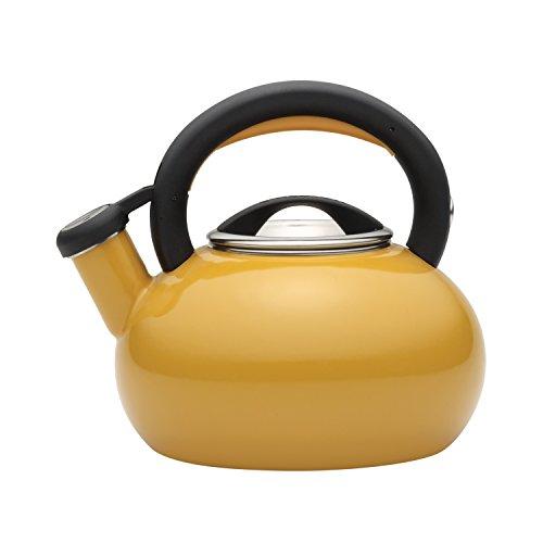 yellow teapot - 3