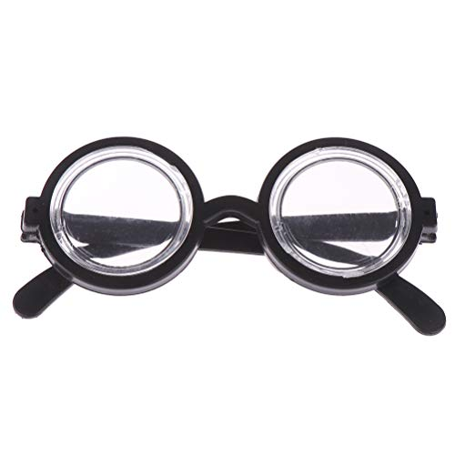 YUYUE Circular Glass Minions Cosplay Costume Glasses Birthday Party -