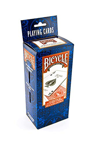 (Bicycle Playing Cards - Poker Size - 12 Pack)