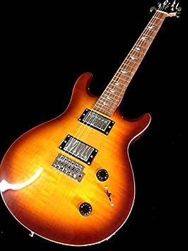 Nueva llama arce tabaco ráfaga doble Recorte para guitarra eléctrica de 6 cuerdas: Amazon.es: Instrumentos musicales