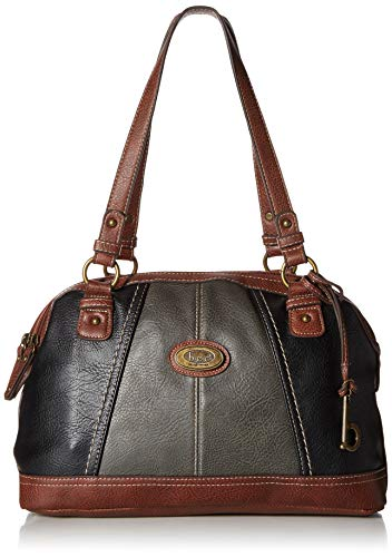 BOC Brown Leather Coshocton Large Satchel