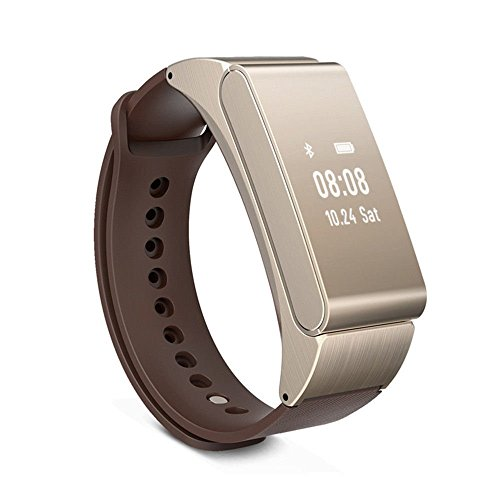 Zooarts Bracelet Smart Talk Band Fitness tracker