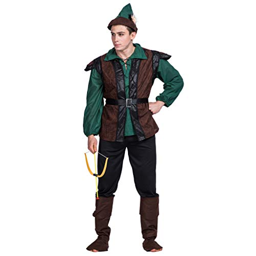 EraSpooky Men Robin Hood Costume ()