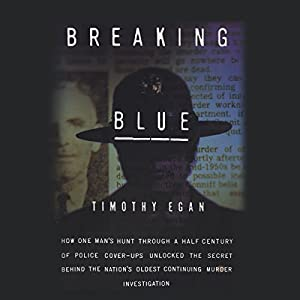 Breaking Blue Audiobook