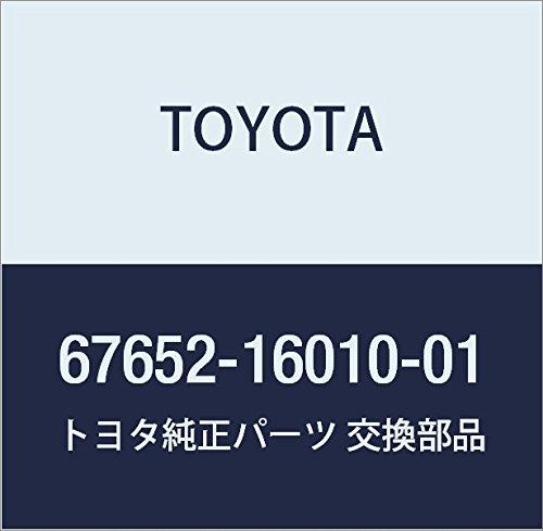 Toyota 67652-16010-01 Speaker Door Grille